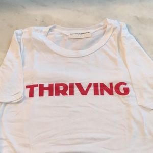 Urban outfitters thriving tee!